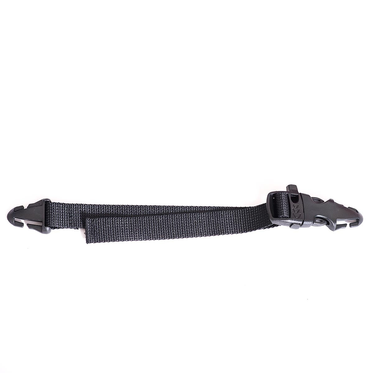 Sternum Strap with emergency whistle