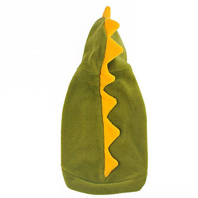 Soft Cotton Coat Dinosaur for Large Dog