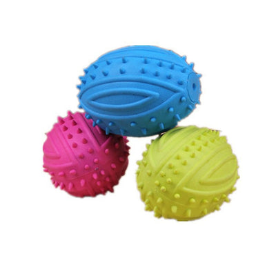 Kit 4 Rugby Ball Toys