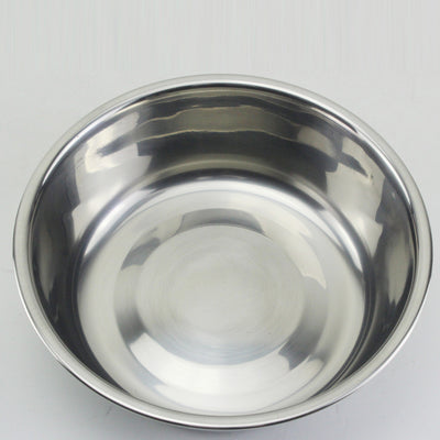 Standard Bowl Stainless Steel One Size