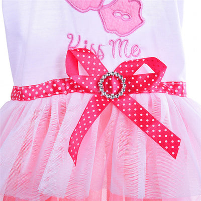 Tutu Dress Pet Princess Clothing