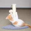 Wall Corner Cat Tree Climbing Toys Scratcher For Small Cat