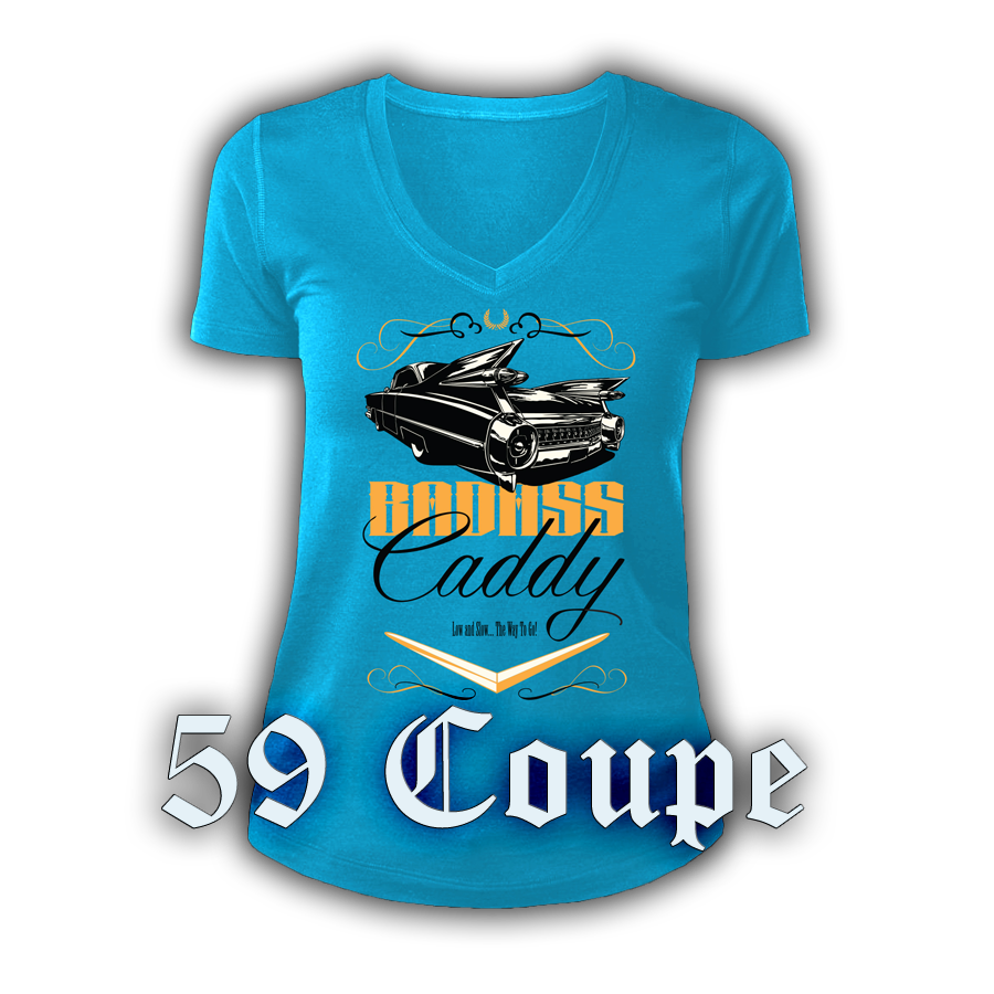 '59 Coupe Women's T-Shirt