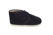 Load image into Gallery viewer, Leon Desert Boot in Atlantic Suede