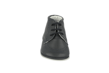 Load image into Gallery viewer, Sevilla Lace Up Bootie in Atlantic Leather