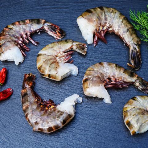 Headless King Prawns 1 KG (5-7pcs)