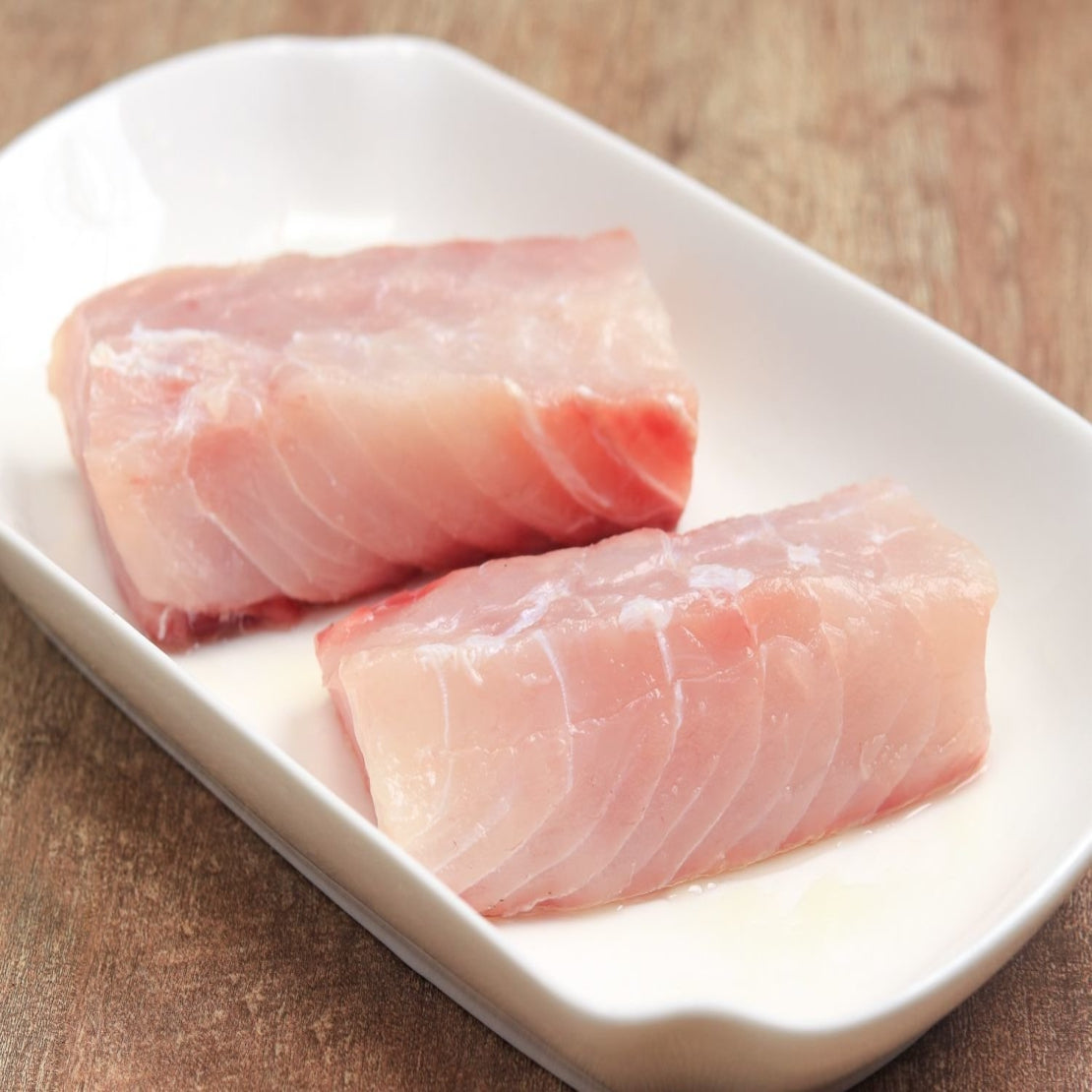 FROZEN RED SNAPPER FILLET ( Boneless, Skin on ) - 250 Grams