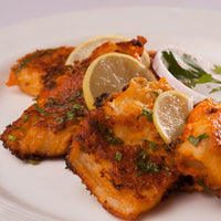 FROZEN TANDOORI FISH TIKKA - 250 Grams
