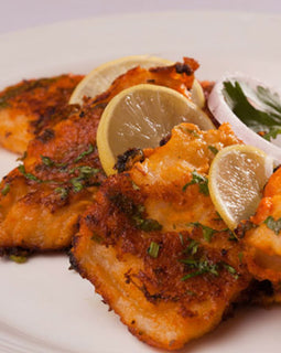 Tandoori Fish Tikka 250gm