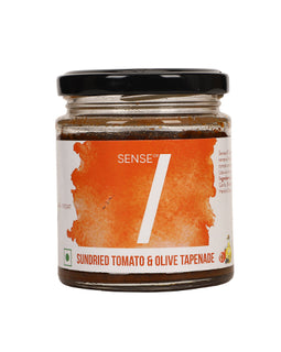 Sundried Tomato & Olive Tapenade