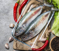 Indian Mackerel/Bangda/Ayala 1KG