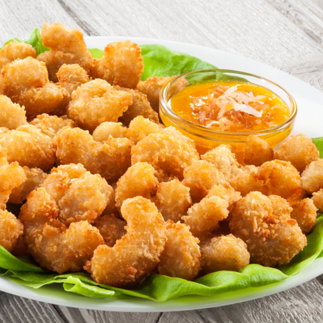 FROZEN Prawn Popcorn -200 Grams