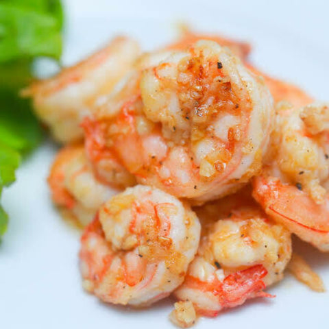 Ginger Prawns (18-20 Pieces) 250gms