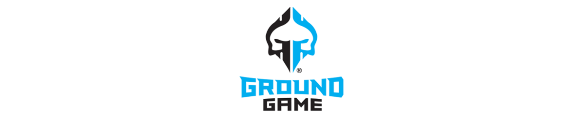 ground game brand logo banner