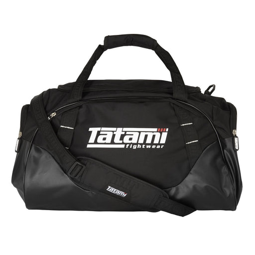 Tatami Competitor Kit Bag side black bjj duffle