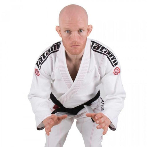 Tatami Japan Series Samurai BJJ Gi White