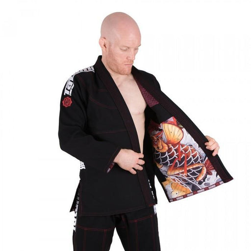 Tatami Japan Series Maple Koi BJJ Gi Black