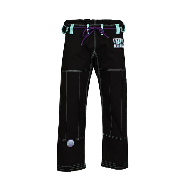 Inverted Gear Bamboo Gi bjj black front pants