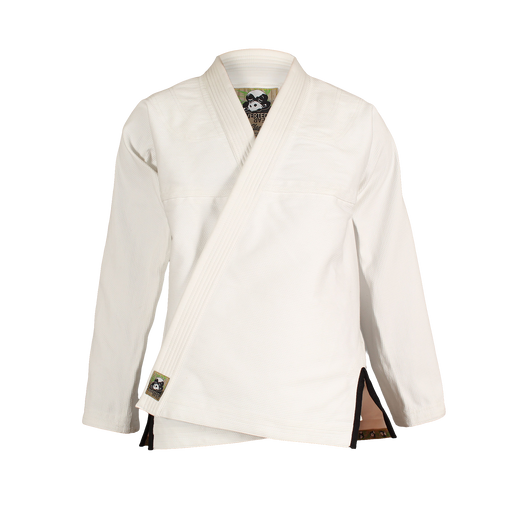 Inverted Gear Panda Classic Gi white jacket front