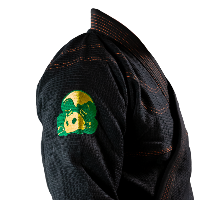 Inverted Gear 2019 Gold Weave Gi