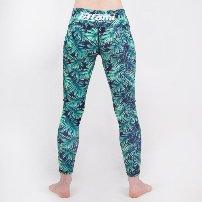 Tatami Ladies High Waist Tropicana Leggings