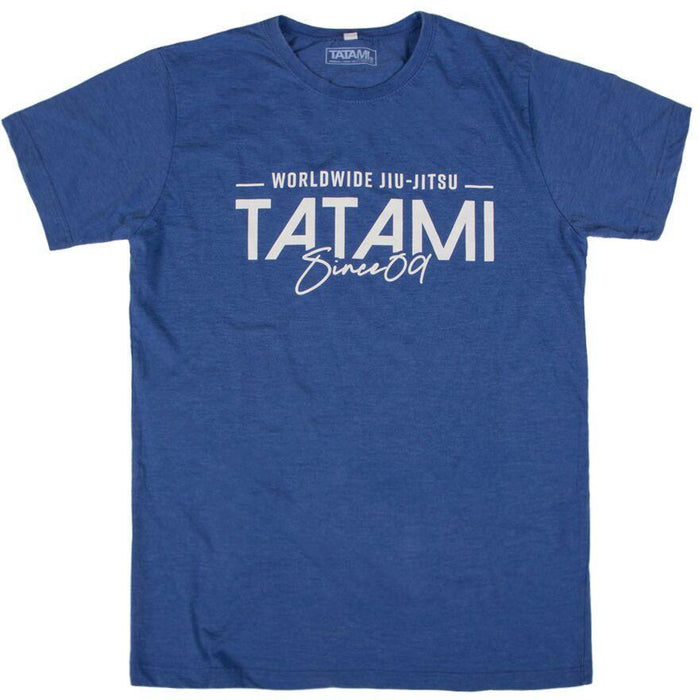 Tatami Since '09 Washed Blue T-Shirt