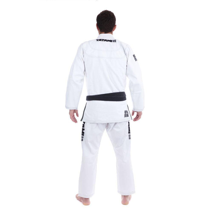 Tatami Essential BJJ Gi white back