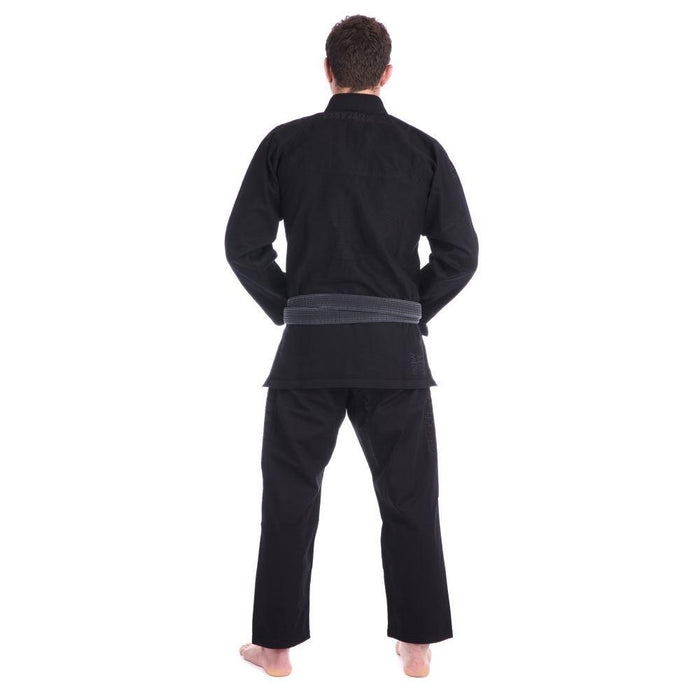 Tatami Essential BJJ Gi black back