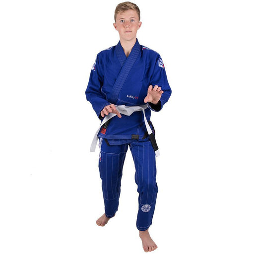 Tatami Kids Estilo 6.0 Blue & White