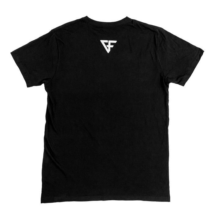 Ground Force Jiu Jitsu T-shirt Black