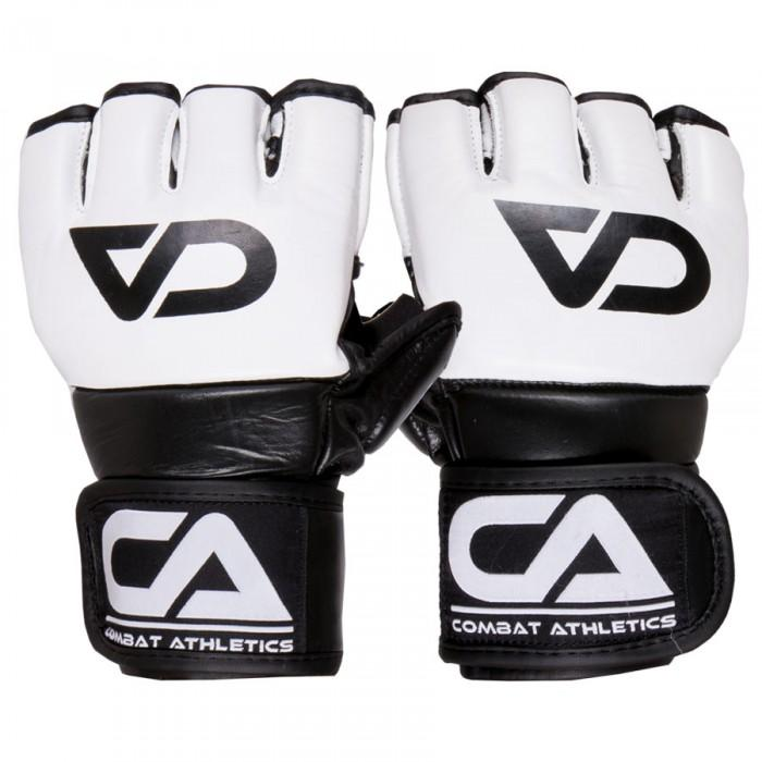 Combat Athletics Pro Leather MMA Gloves