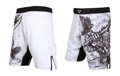 Raven Viking Fight Shorts