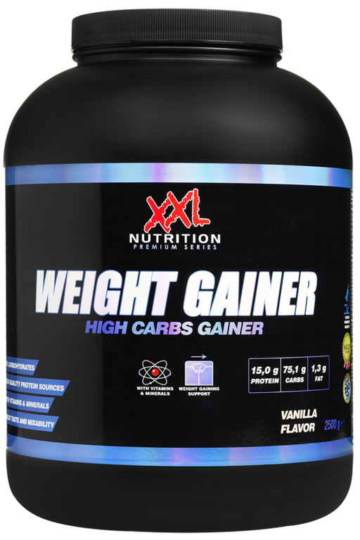 XXL Nutrition Weight Gainer Vanilla