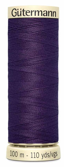 Gütermann Sew All Thread Polyester 100M Dark Plum