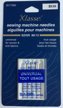 Klasse Sewing Machine Needles