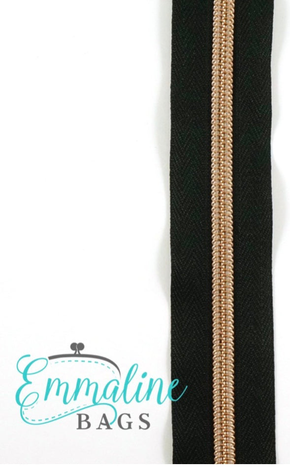 Emmaline Zippers (No Pulls)