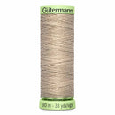 Gütermann Heavy-Duty/Top Stitch Thread 30m - Sand