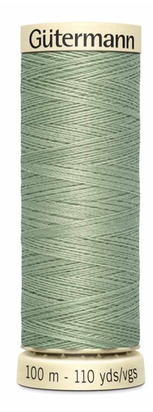 Gütermann Sew All Thread Polyester 100M Thyme