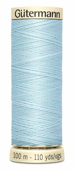 Gütermann Sew All Thread Polyester 100M Lt. Blue