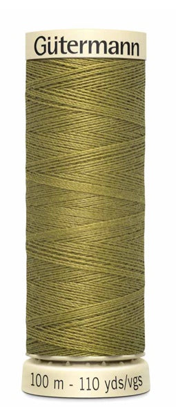 Gütermann Sew All Thread Polyester 100M Olive