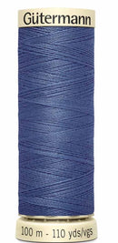 Gütermann Sew All Thread Polyester 100M Slate Blue