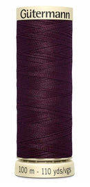 Gütermann Sew All Thread Polyester 100M Wine