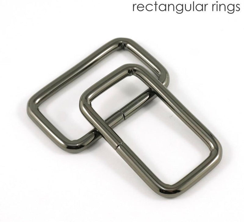 Emmaline Rectangular Rings