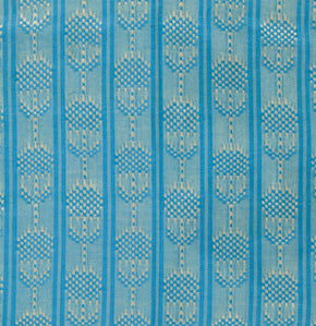 Loominous Seedlings - Aqua $14/Metre, Reduced to $7/M