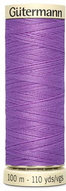 Gütermann Sew All Thread Polyester 100M Lt. Purple