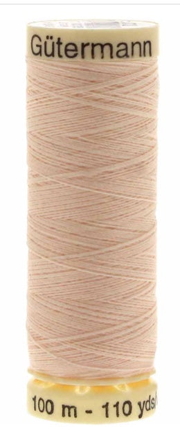 Gütermann Sew All Thread Polyester 100M