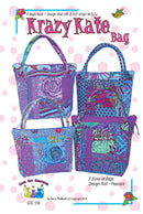 Krazy Kate Bag Pattern by Cool Cat Creations