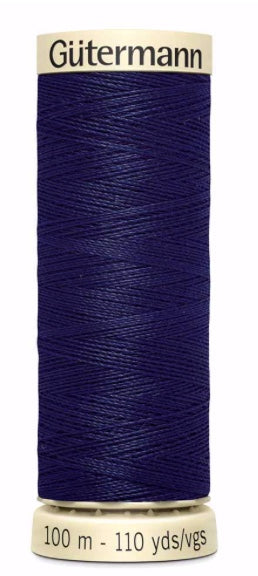 Gütermann Sew All Thread Polyester Navy