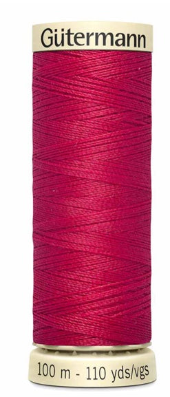 Gütermann Sew All Thread Polyester 100M Crimson