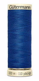 Gütermann Sew All Thread Polyester 100M Brite Blue